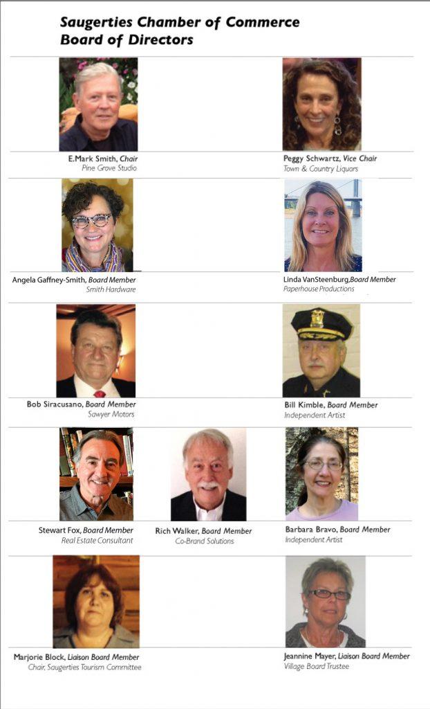 Saugerties Board of Directors