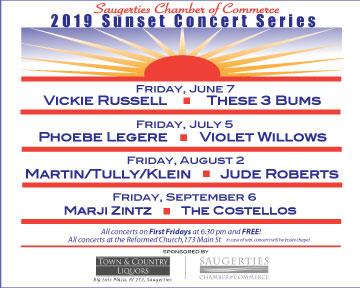 2019 Sunset Concert Series